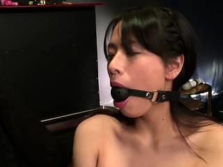 Kinky japanese bdsm fetish sex
