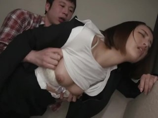 FSET-843 Take A Drunken Office Lady Home