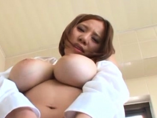 Large titted playgirl sucks and fuck