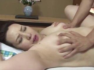 japanese horny big boobs step mom