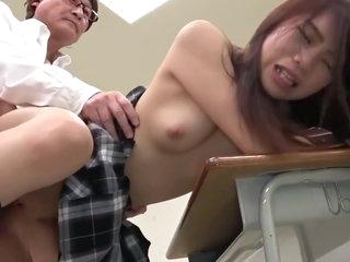 Jav College Girl Aya Gets Gangbang In Classroom Uncensored