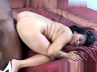 Ball gagged asian slut fucked doggystyle by white guy 2