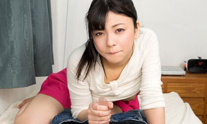 Azusa Misaki Threatening my Drunk, Sleeping Friend Part 2 - SexLikeReal
