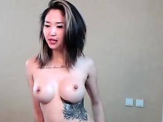 Amateur Asian Japanese Teen Gang Facial