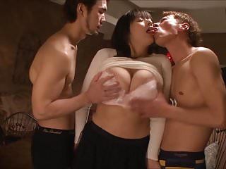 JAV - Japanese Huge Busty Idol 4