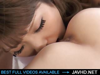 Best lesbian compilation - only japanese pussy