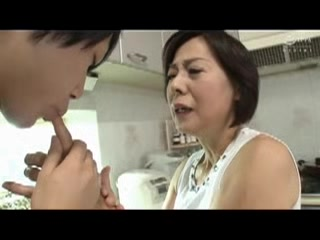 Asian Mother In Law And Stepson