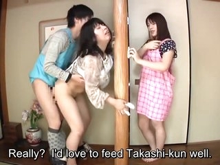 subtitled_japanese voluptuous mother in law