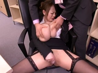 Amazing Japanese chick Hitomi Tanaka in Crazy JAV censored Swallow, Dildos/Toys clip