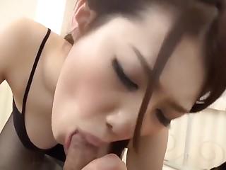 Japanese girl nylon legging hardcore sex