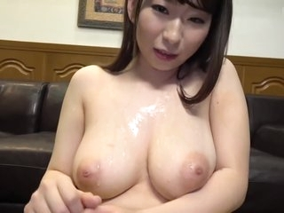 M?T-San - Big tits bukkake