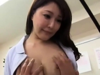Japanese Nurse In Latex Uniform Fucked In Hospital japanese