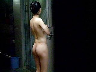 Onsen pool shower