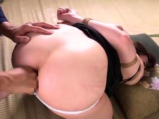 MILF Goddess Spanking In Panties