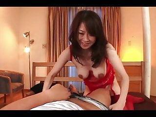 Japanese Hairy Milf Love Sperm Taste