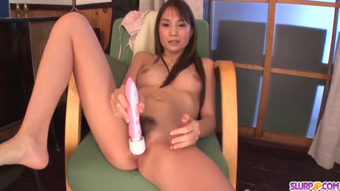 Nina Mizushima Toys Her Fresh Holes In - More At