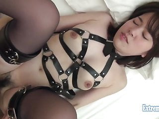 Jav College Girl Ozawa Fucks Uncensored In Bondage Gear