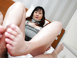Shoko Moriwaki is doing everything to please her lover