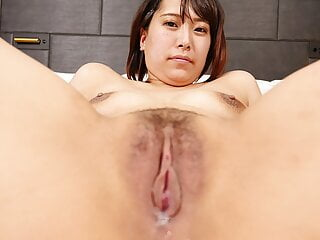 Rico Tachiban is sucking and riding a rock hard dick
