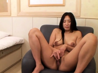 Japanese MILF Covered In Cum With POV Facial