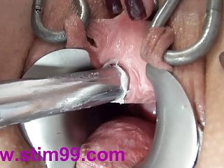 Extreme Peehole Fucking Insertion Dildo and Japanese sounds