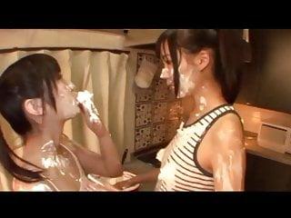 Messy Japanese Girlfriends